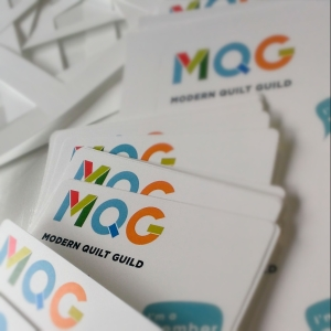 First quarter 2014 MQG membership cards are here!