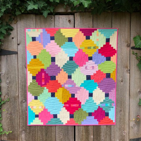 Courthouse Colourplay Quilt