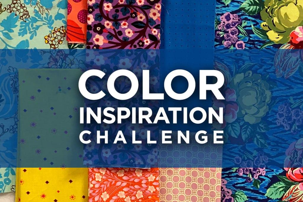 Color Inspiration Challenge